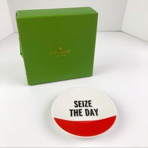 Kate Spade Seize The Day Ring Dish 3.5""